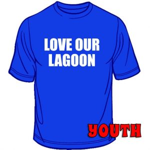 Youth Love Our Lagoon T-Shirt